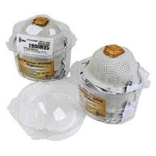 Moldex-Metric Breathing Mask Medium Large N95 Particulate 2850