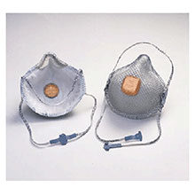 Moldex-Metric Breathing Mask Medium Large R95 Particulate 2940R95