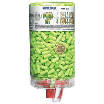 Moldex-Metric Earplugs PlugStation Dispenser 500 Pair 6845