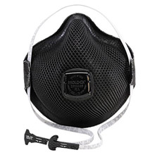 Moldex MOLM2800N95 Medium - Large N95 Special Ops Disposable Particulate Respirator With Ventex Exhalation Valve, HandyStrap And Dura-Mesh Shell - Meets NIOSH, ANSI And ISEA Standards
