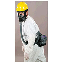 MSA OptimAir TL Powered Air Purifying Respirator 10081114