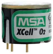 MSA MSA10106729 Oxygen Sensor With Alarms @ 5%/24% VOL For Use With ALTAIR 4X/5X Multi-Gas Detector