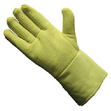 National Safety Heat Resistant Gloves Medium Reversed KevlarTerrybest 22 Ounce G44RTRW12