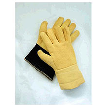National Safety Heat Resistant Gloves Medium Reversed KevlarTerrybest 22 Ounce G44RTRW12-010