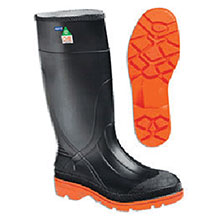 Servus by Honeywell Rubber Boots Size 8 PRM Black 15in Kneeboots 75145C-8