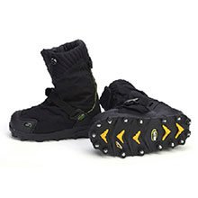 Servus by Honeywell Rubber Boots Large NEOS Explorer Black Insulated EXSG-L