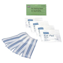 North by Honeywell Sterile Eye Pad Adhesive Strips 20300