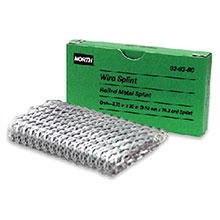 North by Honeywell Wire Splint Loggers First Aid Kit 20380