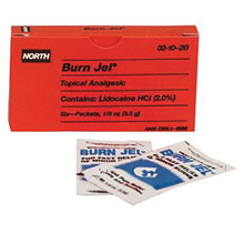 North by Honeywell 3.5 Gram Unit Dose Packet Burn Jel Topical 21020