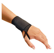 Occunomix Wrist Support Thumb Loop Ambidextrous 311L