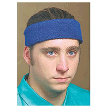 Occunomix  Navy Terry Toppers Headband 885-01