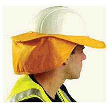 Occunomix  Orange Cotton Hard Hat 898-078