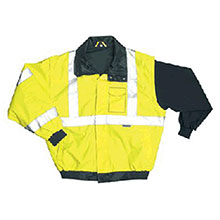 Occunomix Large Yellow PVC Coated Polyester Class TJBJ-YL