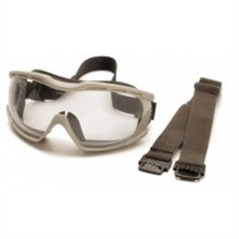 Pyramex Safety Glasses Frame Chem Splash Clear Anti Fog 2 G604T2