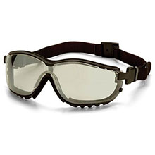 Pyramex Safety Glasses V2G Frame Black Indoor Outdoor GB1880ST