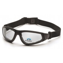 Pyramex Safety Glasses XSG Readers Frame Black Clear GB4010STR