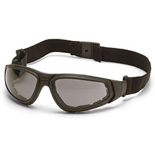 Pyramex Safety Glasses XSG Frame Black Gray Anti Fog GB4020ST