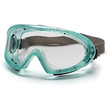 Pyramex Safety Glasses Frame Direct Indirect Chemical GC504TN