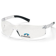 Pyramex Safety Glasses Ztek Readers Frame Clear Clear S2510R15