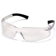 Pyramex Safety Glasses Ztek Frame Clear Clear Eye Protection S2510S