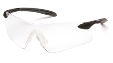 Pyramex Intrepid II Clear, Polycarbonate Lens