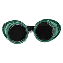 Radnor Safety Glasses Welding Goggles Green Hard Plastic CG-50