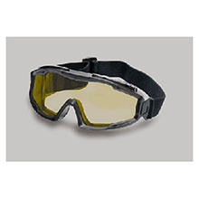 Radnor Safety Glasses Indirect Vent Splash Goggles Gray Low 64005083