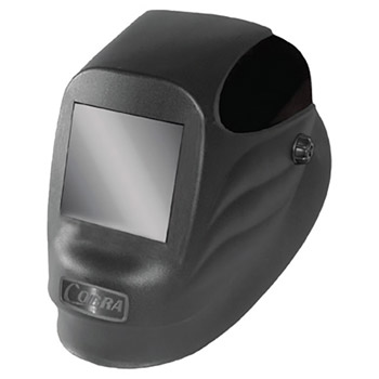 Radnor Welding Helmet Black 54P Fixed Front C54-0700