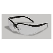 Radnor Safety Glasses Motion Series Black 64051231