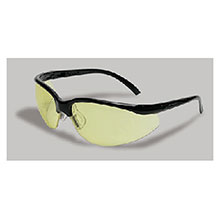 Radnor Safety Glasses Motion Series Black 64051237