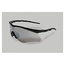 Radnor Safety Glasses Sport Series Black Frame 64051302