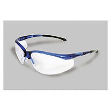 Radnor Safety Glasses Series Blue Frame 64051309
