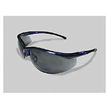 Radnor Safety Glasses Series Blue Frame 64051310