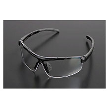 Radnor Safety Glasses Image Series Black Frame P338 Black