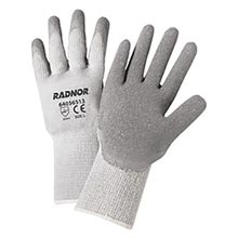 Radnor Gray Thermal String Knit Cold Weather RAD64056512 Medium