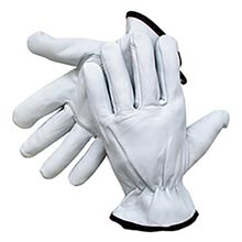 Radnor Grain Goatskin Unlined Drivers Gloves With RAD64057022 Medium