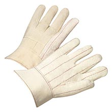 Radnor Heavy-Weight Nap-Out Hot Mill Glove With   RAD64057197