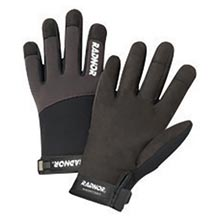 Radnor Black And Gray Full Finger Synthetic RAD64057358 X-Large