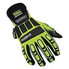 Ringers Hi-Viz Yellow And Black Roughneck KevLok RI5297-12 2X