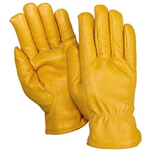 Red Steer Gloves Premium grade Unlined Driver Gloves 1561