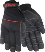 Red Steer Gloves Ironskin General Utility Ironskin 165
