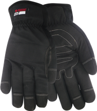 Red Steer Gloves Ironskin Redline Lined Driver Gloves 172