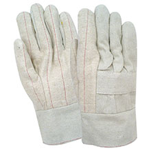 Red Steer Gloves Hot Mill 24 oz. double layer cotton 25000KS-L