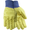 Red Steer Gloves 16 oz. double palm gold chore 28000