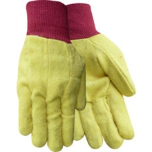 Red Steer Gloves Popular economical 14 oz. gold chore 28010