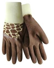 Red Steer Gloves ZooHands Ages Kids 3 6 Youth 7 12 Giraffe 295G-Youth