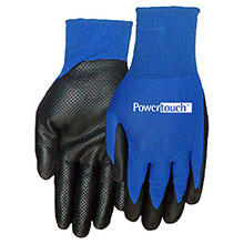 Red Steer Gloves PowerTouch Matrix Knit Dipped Gloves 306