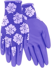 Red Steer Gloves Flowertouch Womens Coated Gloves A209