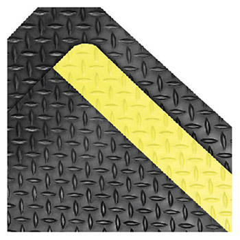 Superior Matting Notrax 2 X 3 Black 9 16in Thick Dura Trax 490S0023YB