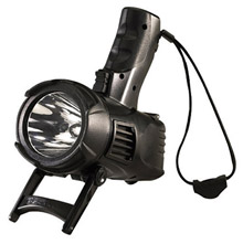 Streamlight SD844902 Black Waypoint Non-Rechargeable Pistol Grip Spotlight With 12V DC Power Cord